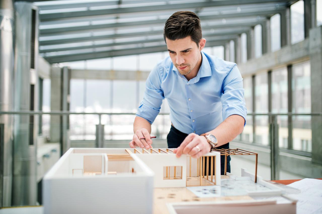 Finde deinen Traumjob in der Architektur- und Baubranche