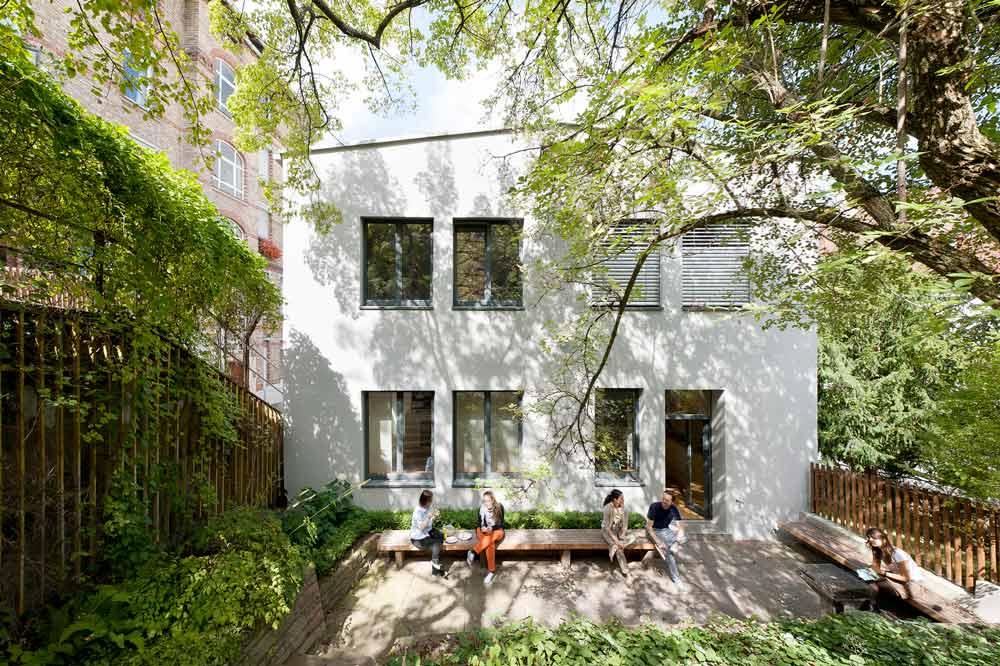 Fachkräfte Architekturbüro Behnisch Architekten Stuttgart