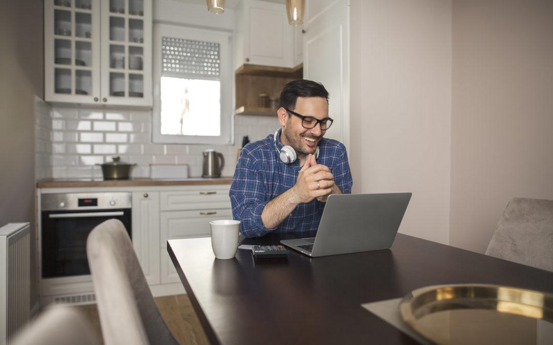 Das Videogespräch: Online ist nicht gleich offline